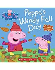 Peppa's Windy Fall Day (Peppa Pig)