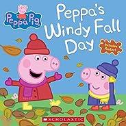 Peppa's Windy Fall Day (Peppa