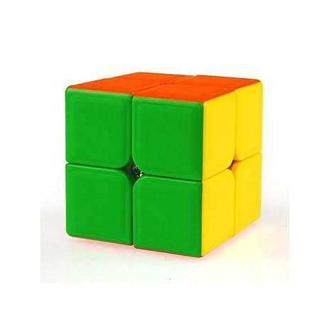 Amazon magic stickerless cube puzzle 2x2 family brain game magic stickerless cube puzzle 2x2 family brain game brain teaser brain teaser puzzles make yourself more solutioingenieria Images