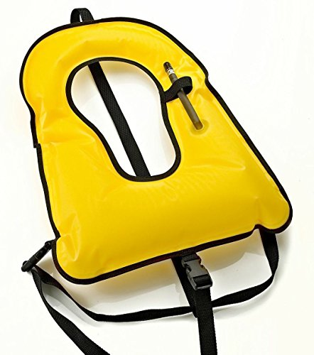 Adult Snorkel or Snorkeling Vest (crafted in the USA)