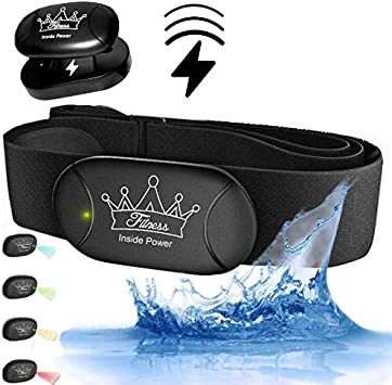 Fitness Prince © Heartbeat 3 Inside Power Recargable Bluetooth y ...
