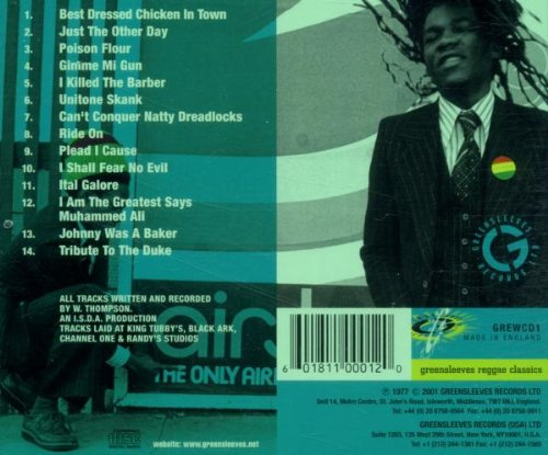 Best Dressed Chicken in Town by Greensleeves Reggae Classics