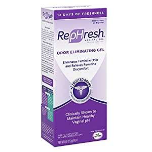 RepHresh Vaginal Gel, 0.07 Oz, 4 Count