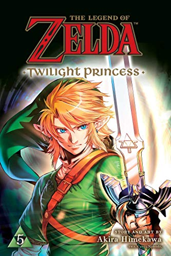 The Legend of Zelda: Twilight Princess, Vol. 5 (5) (The Legend Of Zelda The Hero Of Time)