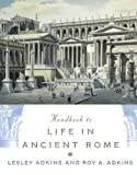 Handbook to Life in Ancient Rome by Lesley Adkins (1998-07-16)
