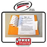 "PrintsnPlots - 3M Scotchgard Paint Protection Film - 6"" x 24"" BULK PIECE"