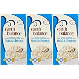 Earth Balance Vegan Mac & Cheese - White Cheddar - 6 oz - 3 pk