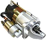 New Discount Starter and Alternator 18940N Replacement Starter Fits Perkins Diesel JCB Tractors #2873K405