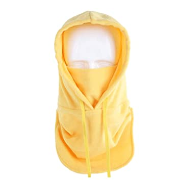 55a5fc6ea TRIWONDER Balaclava Hood Hat Thermal Fleece Face Mask Neck Warmer Winter  Ski Mask Full Face Cover Cap