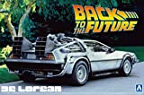 Aoshima Models Delorean from Back to the Future I Building Kit