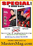 Wing Chun 2 DVD Sets Special - Vol-1-2-3 & Vol 9-10-11 by Samuel Kwok