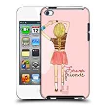 Head Case Designs Infinity Stripes My BFF Cases Hard Back Case for Touch 5th Gen / Touch 6th Gen