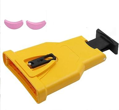 Kit daff/ûtage de scie /à cha/îne Kit daff/ûtage de tron/çonneuse en m/étal efficace et durable avec accessoires