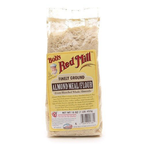 Bob's Red Mill Finely Ground Almond Meal/Flour, 4 pk 16 oz by Bob's Red Mill