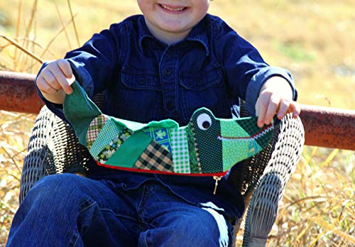 Alligator Pencil Case Pouch Christmas Gift for Boy