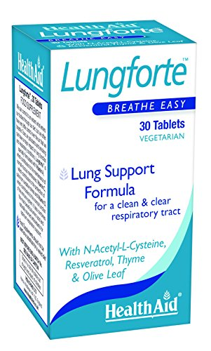 LungForte 30 Tablets ()