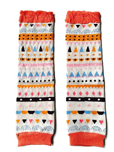 Rush Dance American Indian Tribal for Boys or Girls Baby/Toddler Leg Warmers (One Size, New Tribal) -