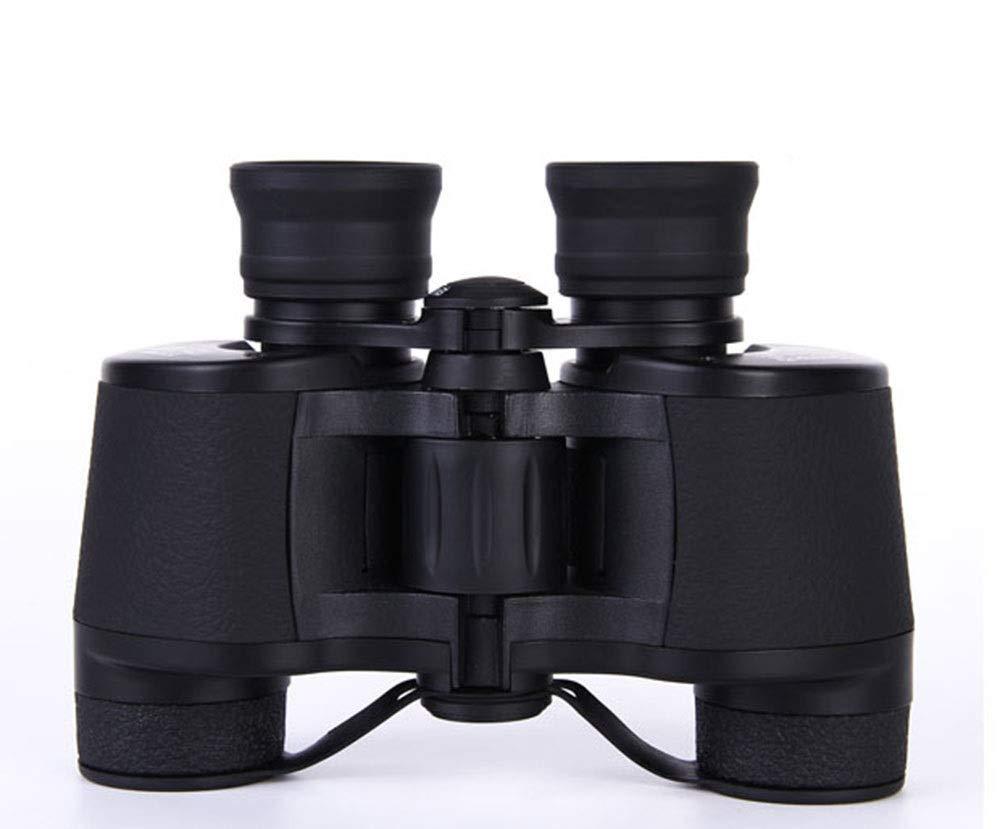 ZGQA-GQA 7x32 Big Objective Lens Binoculars Wide Angle and Night Vision, FMC Multi Coating BAK4 for Fishing Camping/Hiking/Caving Bird Watching Black Waterpoof for Adult by ZGQA-GQA