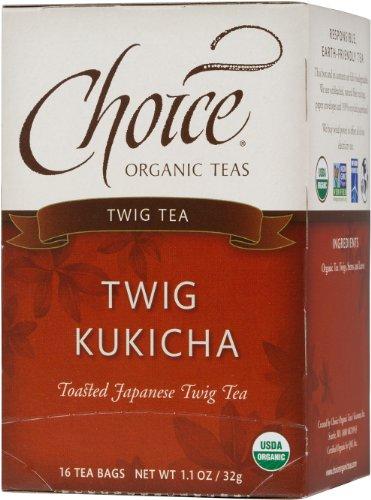 Choice Organic Green Tea & Brown Rice