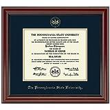 Penn State Fidelitas Diploma Frame offers