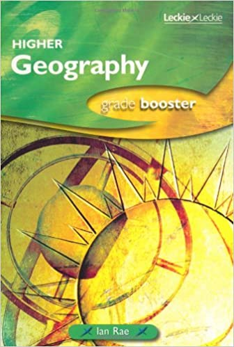 Book HIGHER GEOGRAPHY GRADE BOOSTER (Leckie)