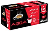Café AGGA Coffee 6 X 16 INTENSO K-CUP COMPATIBLE PODS For Sale