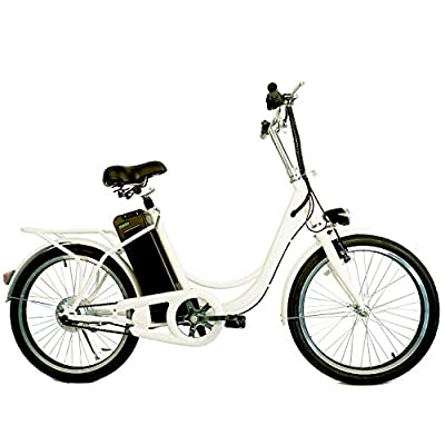 """Nakto 22"""" 250W Electric Bicycle Sporting Mountain Bike with Lithium Battery"""