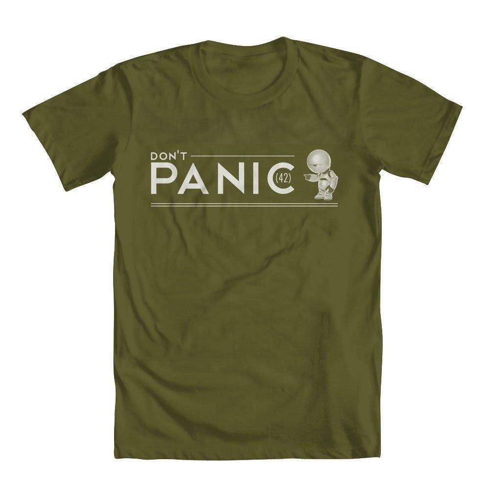 Dont Panic S Tshirt