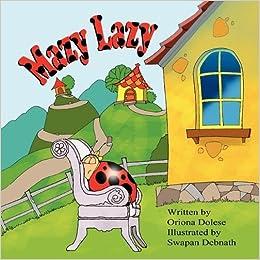Book Mazy Lazy by Oriona Dolese (2010-07-29)