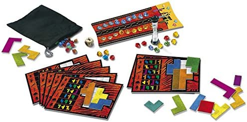 Devir - Ubongo, juego de mesa (BGHUBONGO) , color/modelo surtido: Amazon.es: Juguetes y juegos