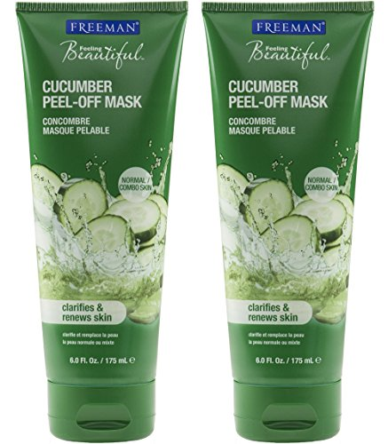 Cucumber Face Mask For Acne - 2