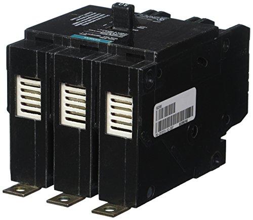Siemens BQD380 80-Amp Three Pole 480Y/277V AC 14KAIC Bolt in Breaker (Siemens 80 Amp Breaker)