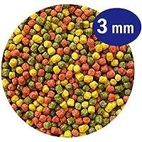 Aqualia Mix Alimento Pro 1.5kg 3-6mm Carpa-Koi Alimento