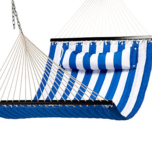 Budge Polyester Quilted Outdoor Hammock