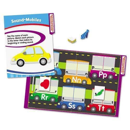 Language Arts File Folder Games (CDP140310 - CenterSOLUTIONS Language Arts File Folder Games)