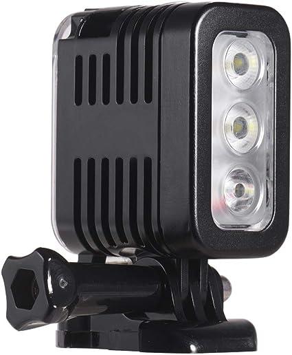Docooler Led Videoleuchte Wasserdichte Tauchlampe Kamera