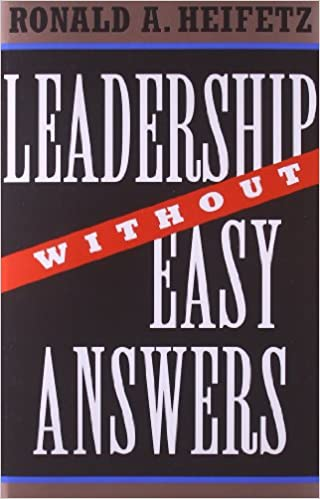 Leadership Without Easy Answers Pdf
