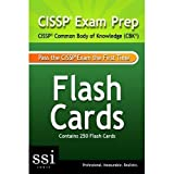 CISSP Exam Prep Flash Cards, SSI Logic, 0982576854