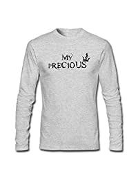 My Precious A Sleeve Extending From Shoulder To Wrist Tee Shirt Men's