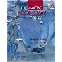The Macro Economy Today (The Mcgraw-hill Series Economics)