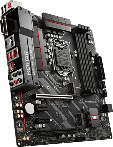 MSI Z370 TOMAHAWK - Placa base Arsenal para gaming (chipset Intel ...