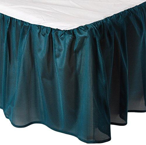 Nfl Philadelphia Eagles Bedskirt, Queen, (Nfl Skirt)