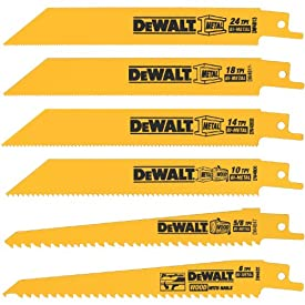 Dewalt Blade Set Review