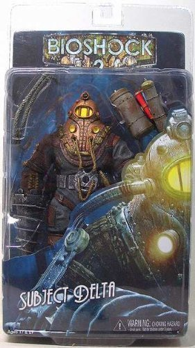 Player Select action figure / subject-delta (from Bioshock 2)