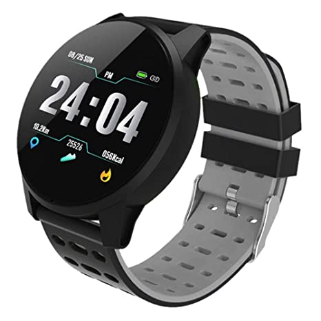 Smart Watch Sport Watch Fitness Tracker IP67 Impermeable ...