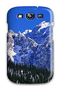 Best Tpu Case Cover Compatible For Galaxy S3/ Hot Case/ Brooks Mountain Range Alaska