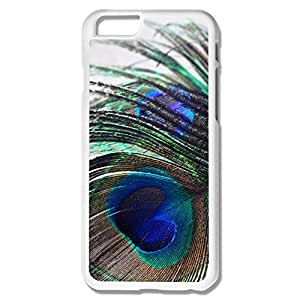 Customize Cool ECO Feather IPhone 6 Case For Birthday Gift