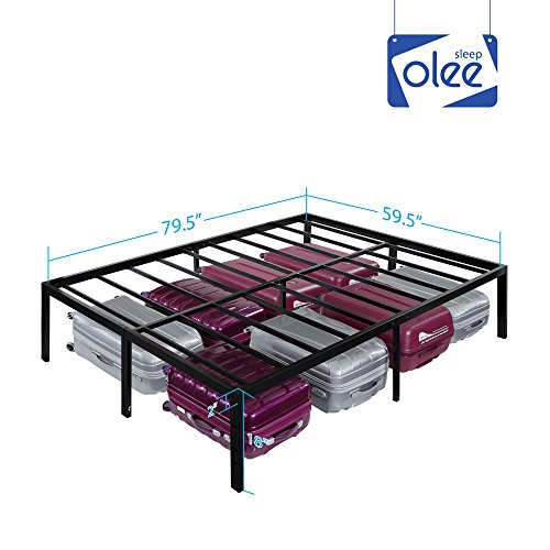 Review Olee Sleep Heavy Duty