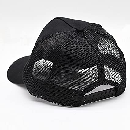 Mesh Caps Hats for Men Women Unisex Print American Unicorn