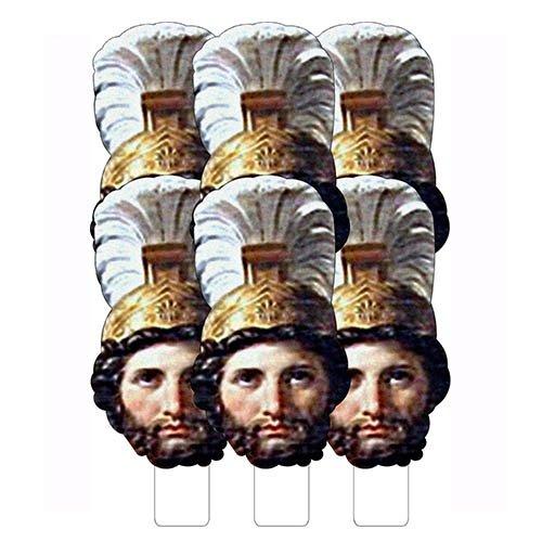 K10072 Leonidas I Face-Ka-Bobs